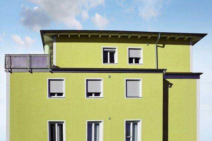 Nuestros productos pintura exterior for Pintura para exteriores